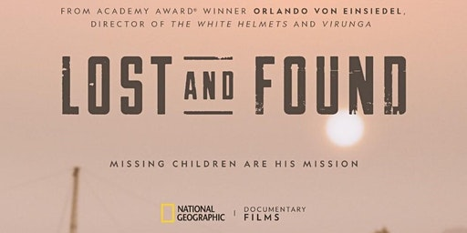 Lost and Found projection - Festival des migrations