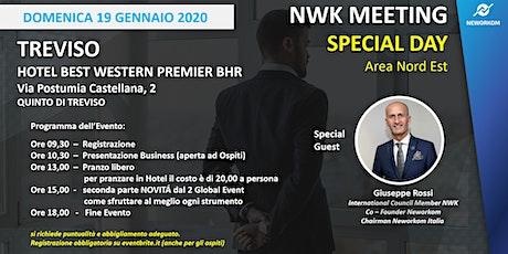 SPECIAL DAY - Area Nord Est - TREVISO biglietti