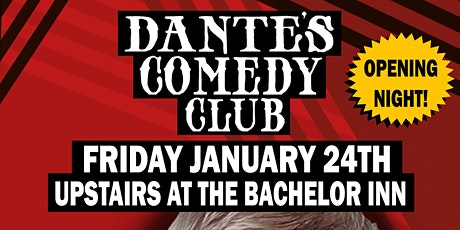 Dante's Comedy Club - Kevin Gildea tickets