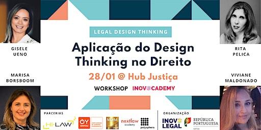 Workshop Legal Design Thinking - Hub Justiça