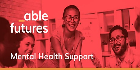 Access to Work Mental Health Support Service for Co-located Companies tickets