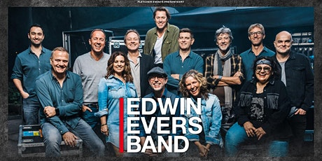 Edwin Evers Band in Bunnik (Utrecht) 03-10-2020 tickets