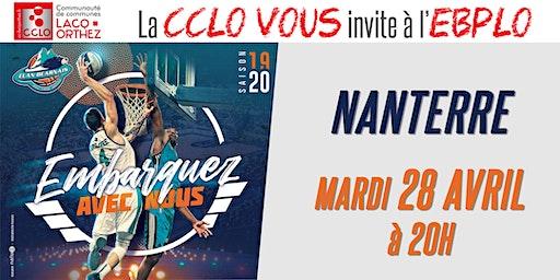 CCLO - EBPLO vs NANTERRE - 28/04/20