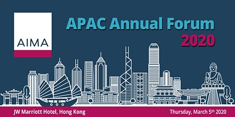 AIMA APAC Annual Forum 2020 tickets