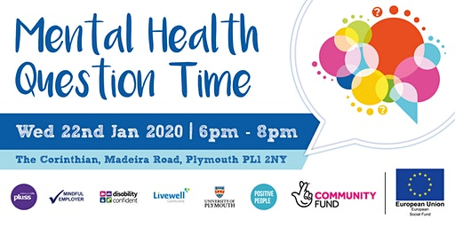 Mental Health Question Time