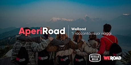 AperiRoad - Milano | Piglia e Parti con WeRoad biglietti