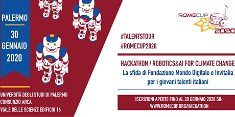 Talent's Tour con Invitalia tickets