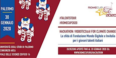 Talent's Tour con Invitalia biglietti