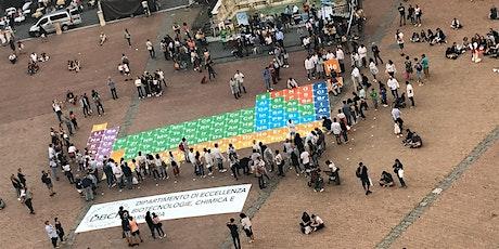 Flash Mob - tavola periodica biglietti