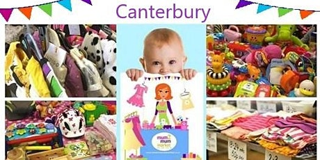 Canterbury Mum2Mum Market Nearly New Baby Sale tickets