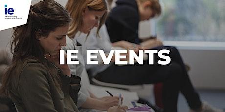 IE Global Admissions Test biglietti