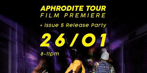 Aphrodite Tour Film Premiere + SKATEISM Magazine Release Party - Nike SB