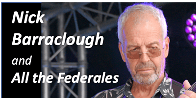 Fulbourn Live presents Nick Barraclough & All the Federales