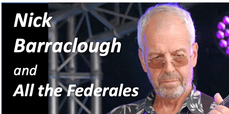 Fulbourn Live presents Nick Barraclough & All the Federales tickets