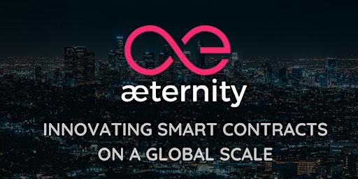Aeternity Smart Contracts à The Garage PARIS