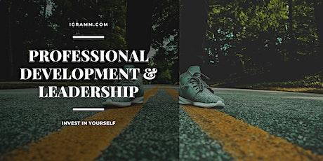 Professional Development & Leadership tickets