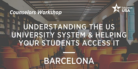 Understanding the US University System & Helping your Students Access It tickets