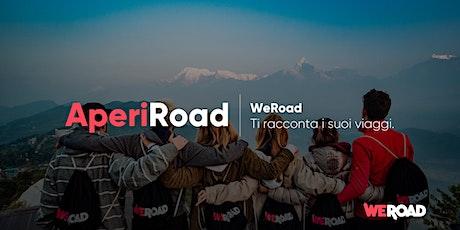 AperiRoad - Torino | Piglia e Parti con WeRoad biglietti