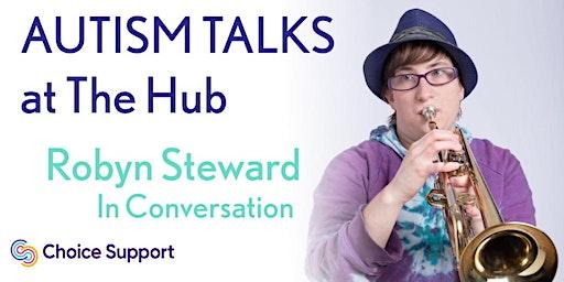 Autism Talks - Robyn Steward