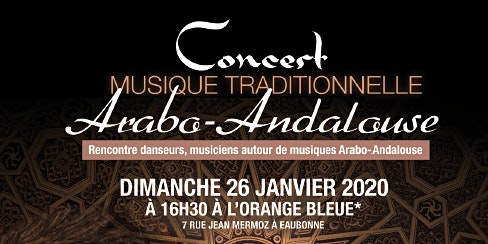 Musique traditionnelle Arabo Andalouse