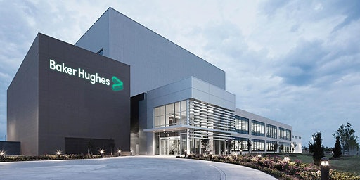 Meetup @ Baker Hughes by Geometric Results