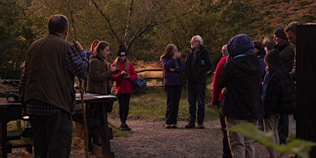 Night Walk at Gilfach Nature Reserve tickets