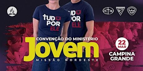 CONVENÇÃO JOVEM 2020 - MNe - CAMPINA GRANDE/PB ingressos