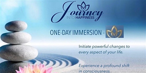 Journey Into Happiness Presidents Day Feb 17th - Burlington, VT One Day...