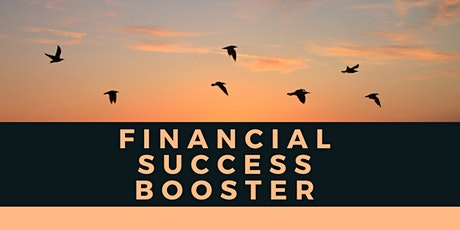 Financial Success Booster tickets
