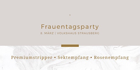 Frauentagsparty tickets