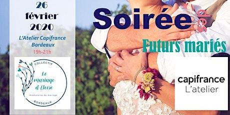 Afterwork Mariage - Soirée des futurs mariés billets