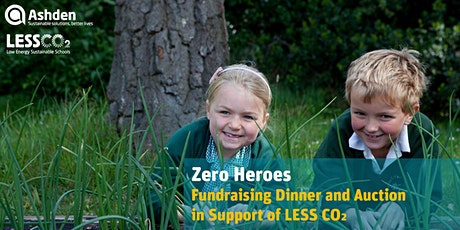 Zero Heroes - Fundraising Dinner and Auction in Support of LESS CO2 tickets