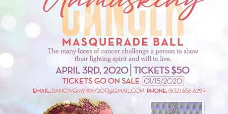 UnMasking Cancer Masquerade Ball tickets
