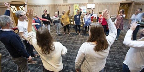 Community Singing and Dementia Inclusion Training - Inverness tickets