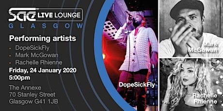 SAE Glasgow: Live Lounge tickets
