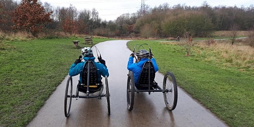 Rother Valley Inclusive Trike & Bike Taster Session