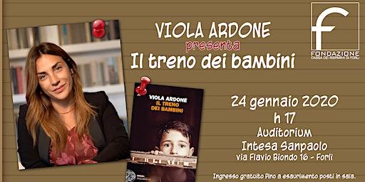 Viola Ardone inaugura la 25^ edizione degli Incontri con l'Autore