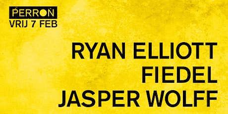 Ryan Elliott, Fiedel, Jasper Wolff tickets
