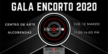 GALA ENCORTO 2020 entradas