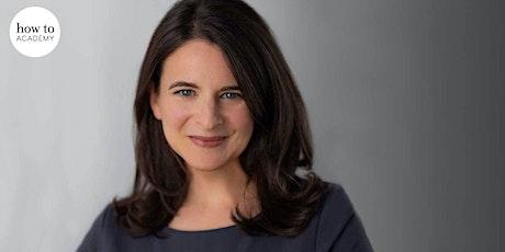 From Obama to Judaism – Speechwriter Sarah Hurwitz on Her Spiritual Journey tickets