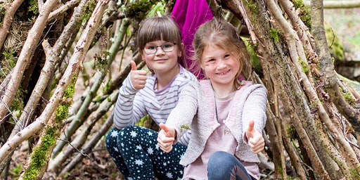 Forest Fridays at Bubbenhall Wood - Shelter Building