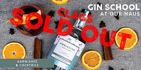 Adelaide Hills GIN School - Ambleside Distillers tickets