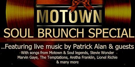 Motown Soul Brunch tickets