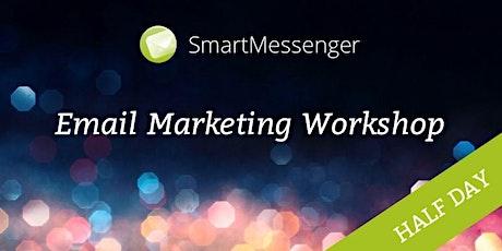 Email Marketing Workshop - Half Day tickets