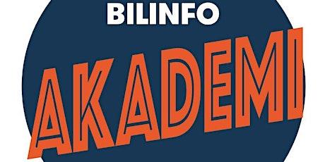 Bilinfo Akademi Open - Umbraco tickets