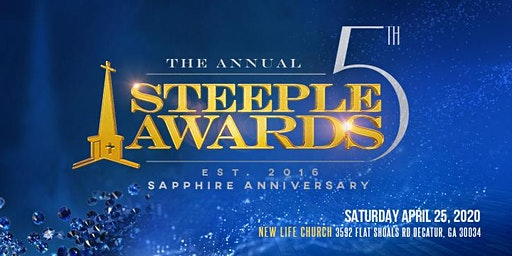 The 5th Annual Steeple Awards