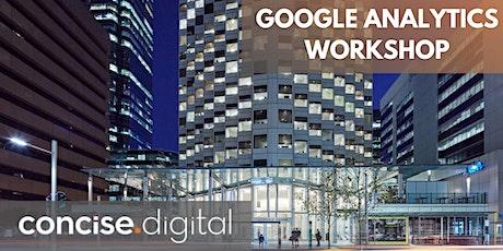 Hands On: Google Analytics Workshop (Perth) tickets