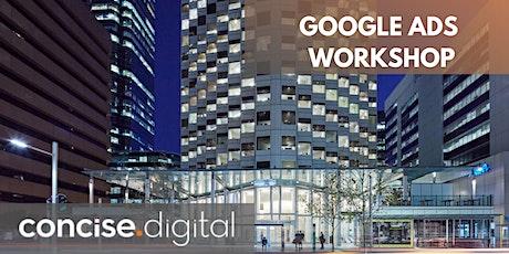 Google Ads Masterclass Workshop (Perth) tickets