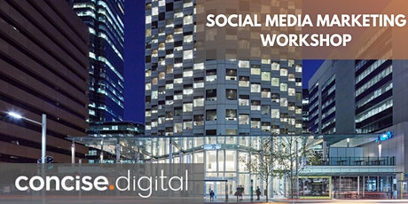 How to find new customers with Social Media (Workshop, Perth) tickets