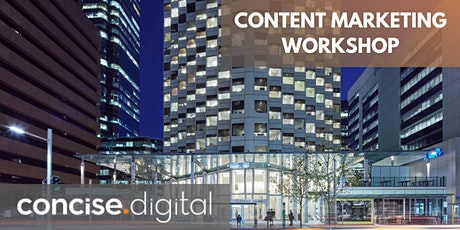 Using Content Marketing to grow your business online (Workshop, Perth) tickets